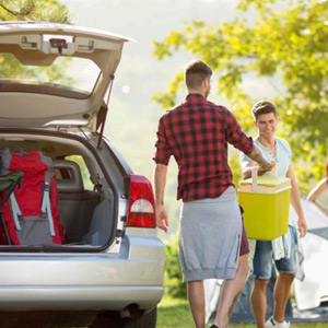 Moving your car to your vacation spot