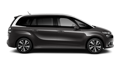 Rental minivan from Southampton to Birmingham