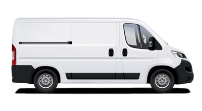 Van 12m³ / Manual / 3 seats