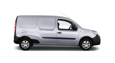 Van 4m³ / Manual / 2 seats