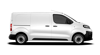 Van 6m³ / Manual / 3 seats